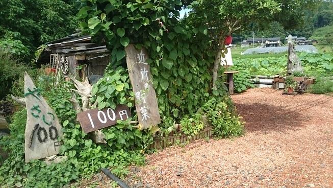 野菜売り場①